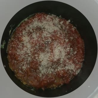 tomates au parmesan