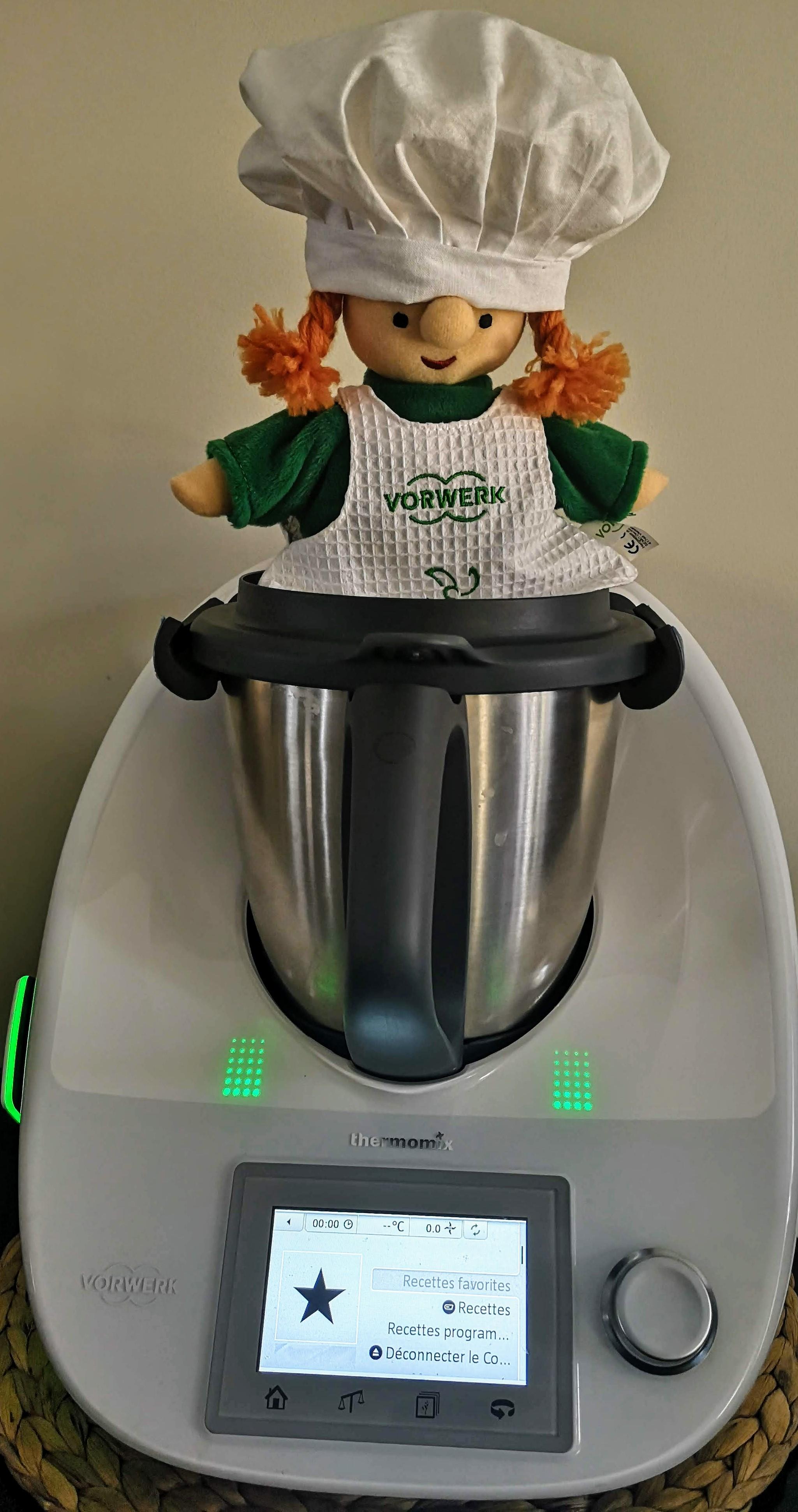 Le robot de cuisine Thermomix